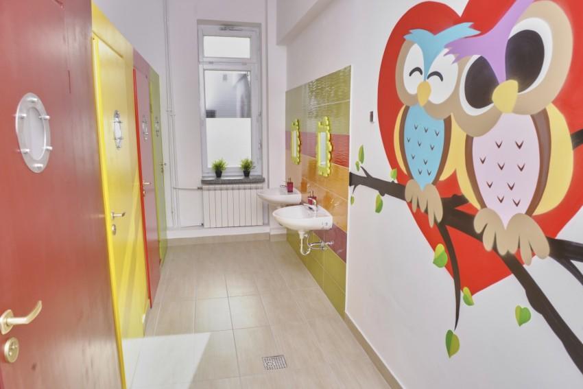 Szkoły Podstawowe Rywalizują O Remont Toalet W 5edycji